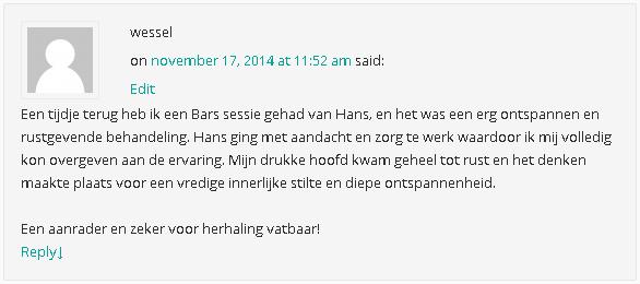 aanbevelingbars_wessel